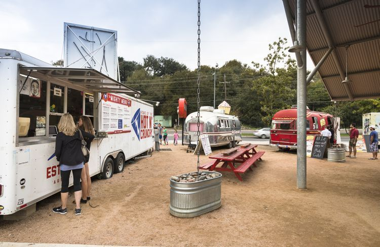7 food truck parks to visit in austin texas austin food