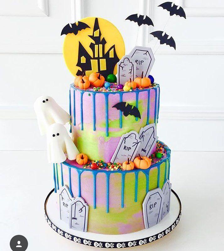 Awesome Halloween cake! Halloween cake   Halloween cakes