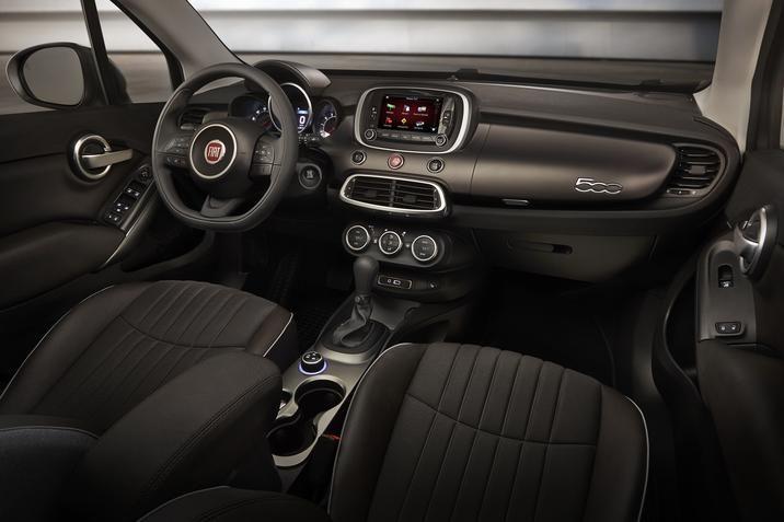 2016 Fiat 500x Lounge Interior Volkswagen New Beetle Fiat Fiat
