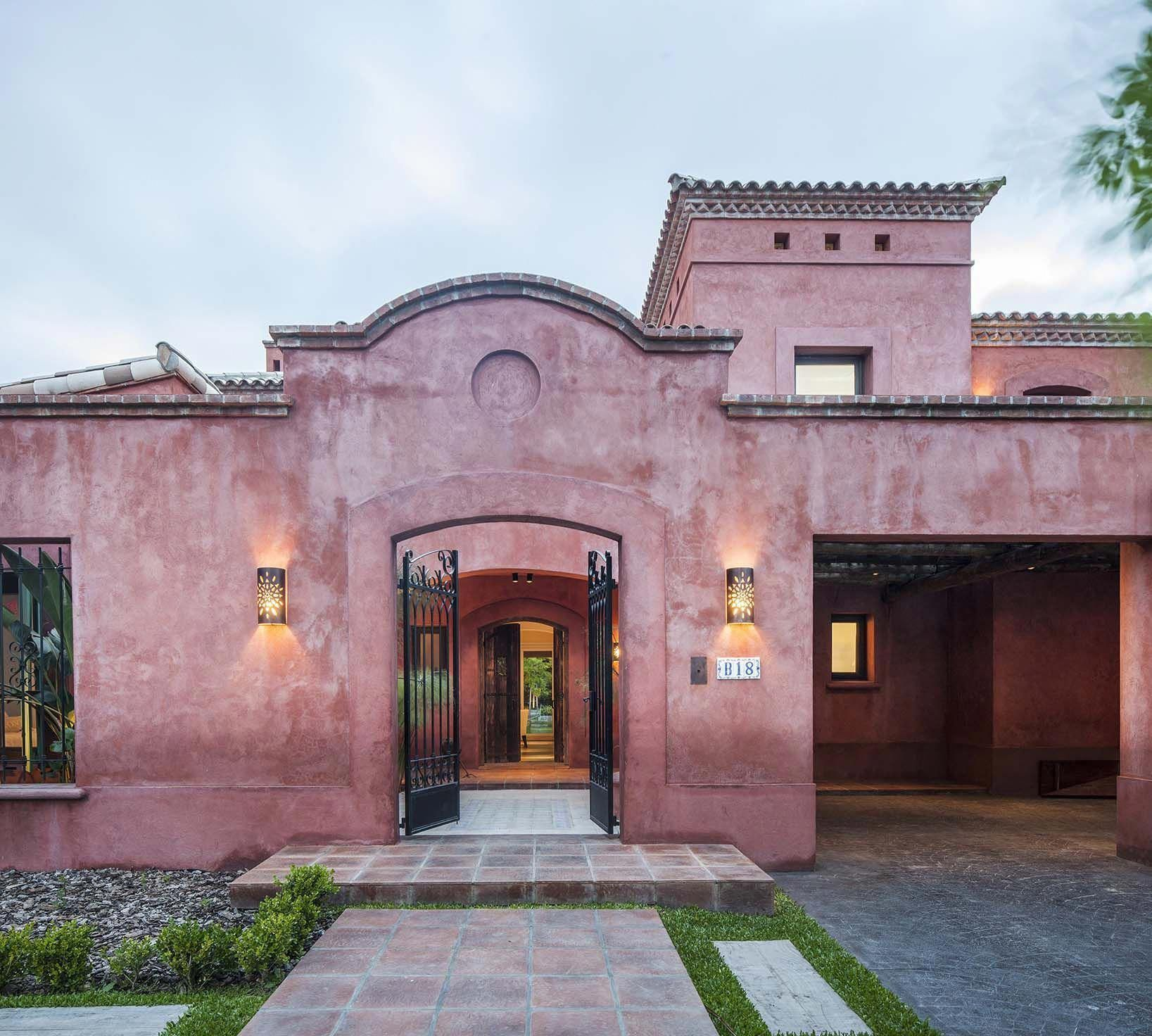 Exterior Paint Colors For Mediterranean Homes: Spanish Style Homes Colorado #Spanishstylehomes