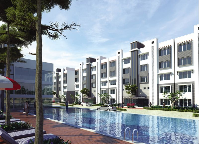 Prestige Garden Bay, 3BHK & 4BHK Apartments for sale in