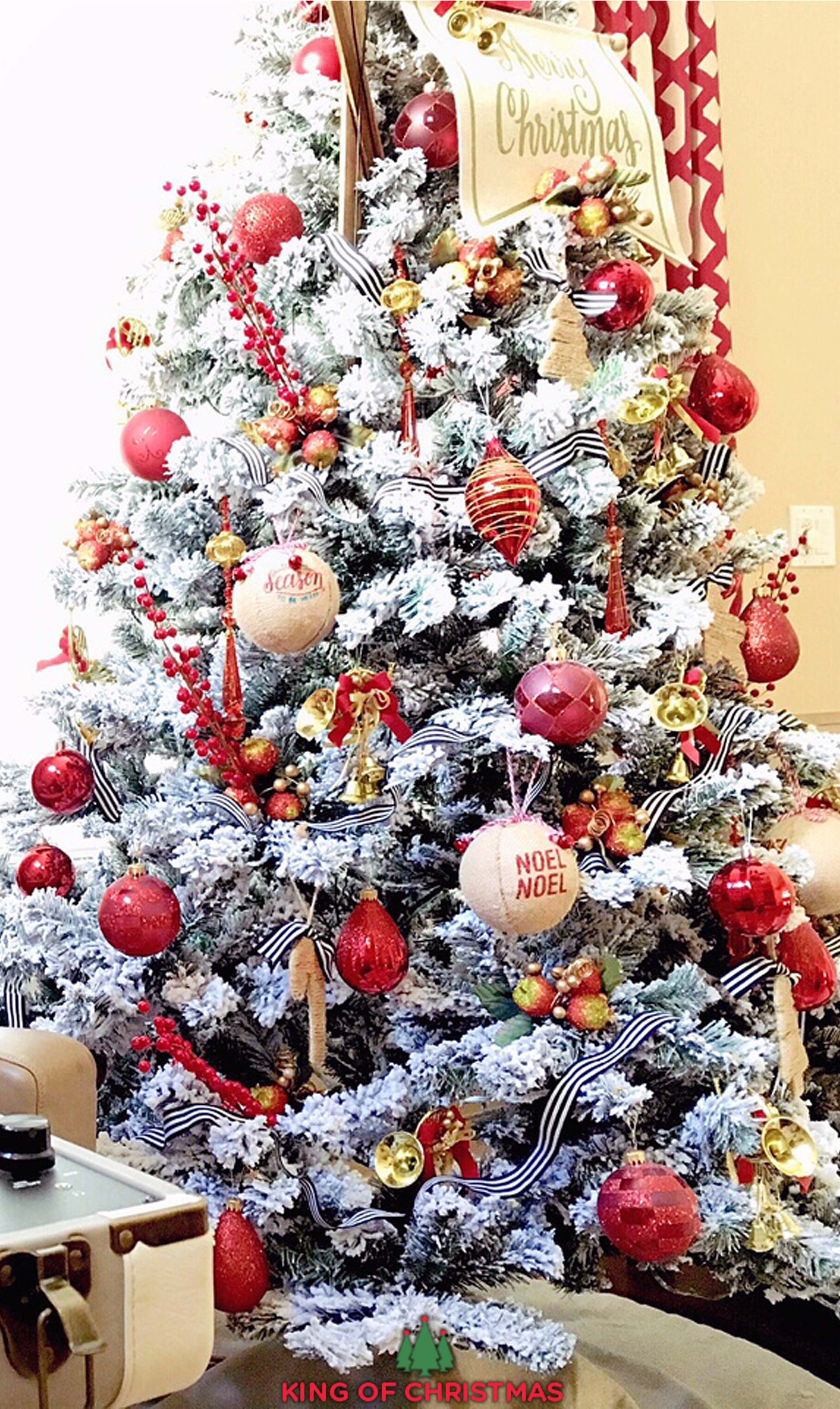 King Of Christmas® Highest Quality Artificial Christmas ...