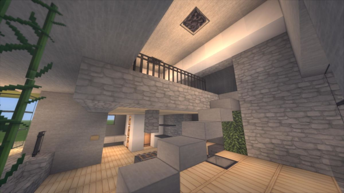 Fun Rooms To Build In Minecraft With Images Minecraft Interior
