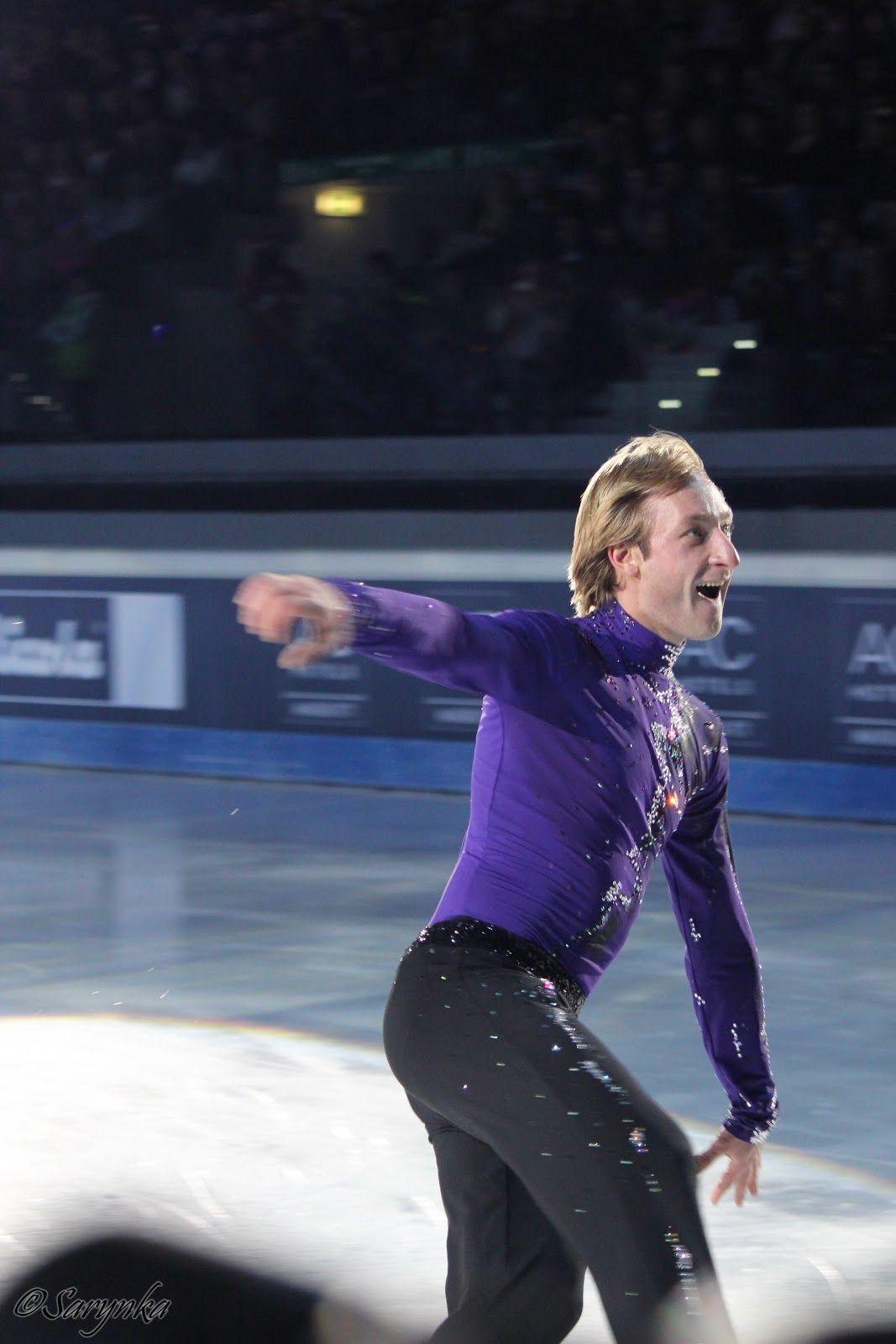 Evgeni Plushenko : GOLDEN SKATE AWARDS 2012: SHOW