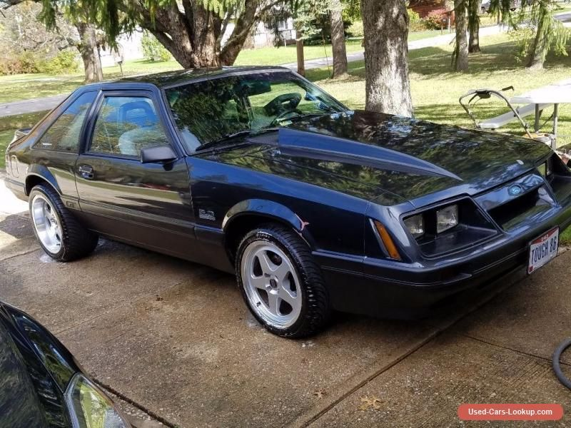1986 Ford Mustang GT #ford #mustang #forsale #unitedstates | Cars ...