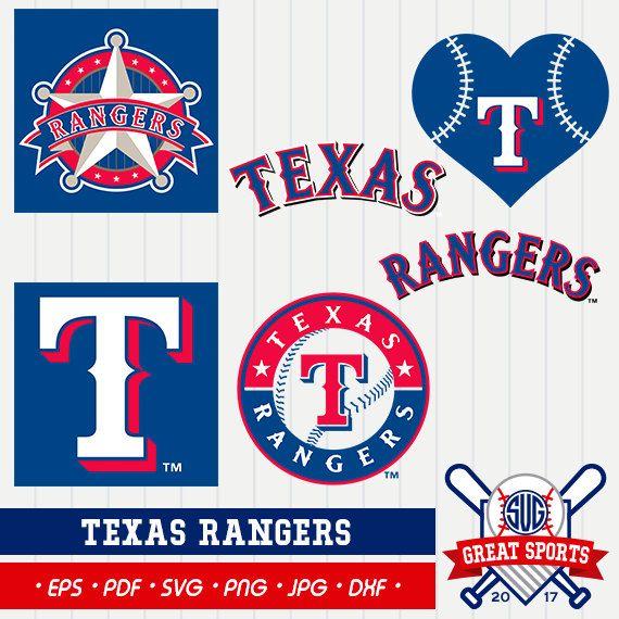 texas rangers svg texas beisball clipart texas rangers