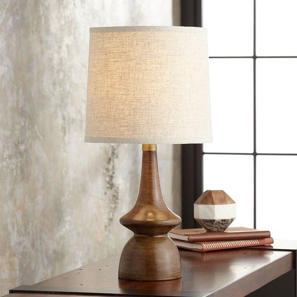 Universal Lighting And Decor Rexford Mid Century Walnut Table Lamp (115  BAM) ❤ Liked On Polyvore Featuring Home, Lighting, Table Lamps, Midcentury  Lighting ... Amazing Ideas