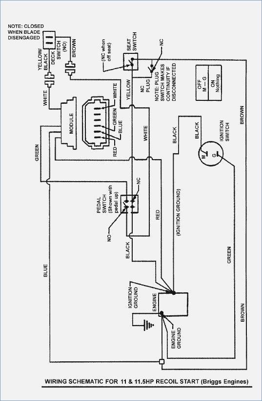 tecumseh ground wire diagram  wiring and fuse image