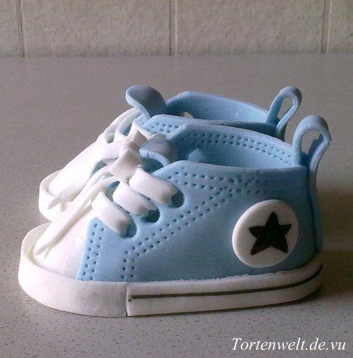 Diese süßen Schuhe sah ich ständig in irgendwelchen Blogs