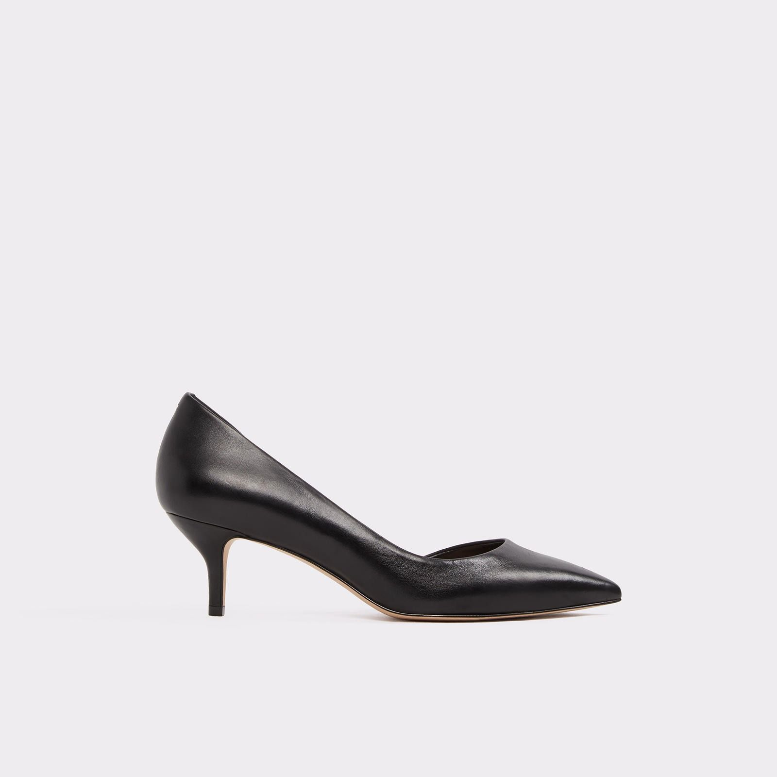 Nyderindra Black By Aldo Shoes Main Heels Leather Shoes Woman Aldo Shoes