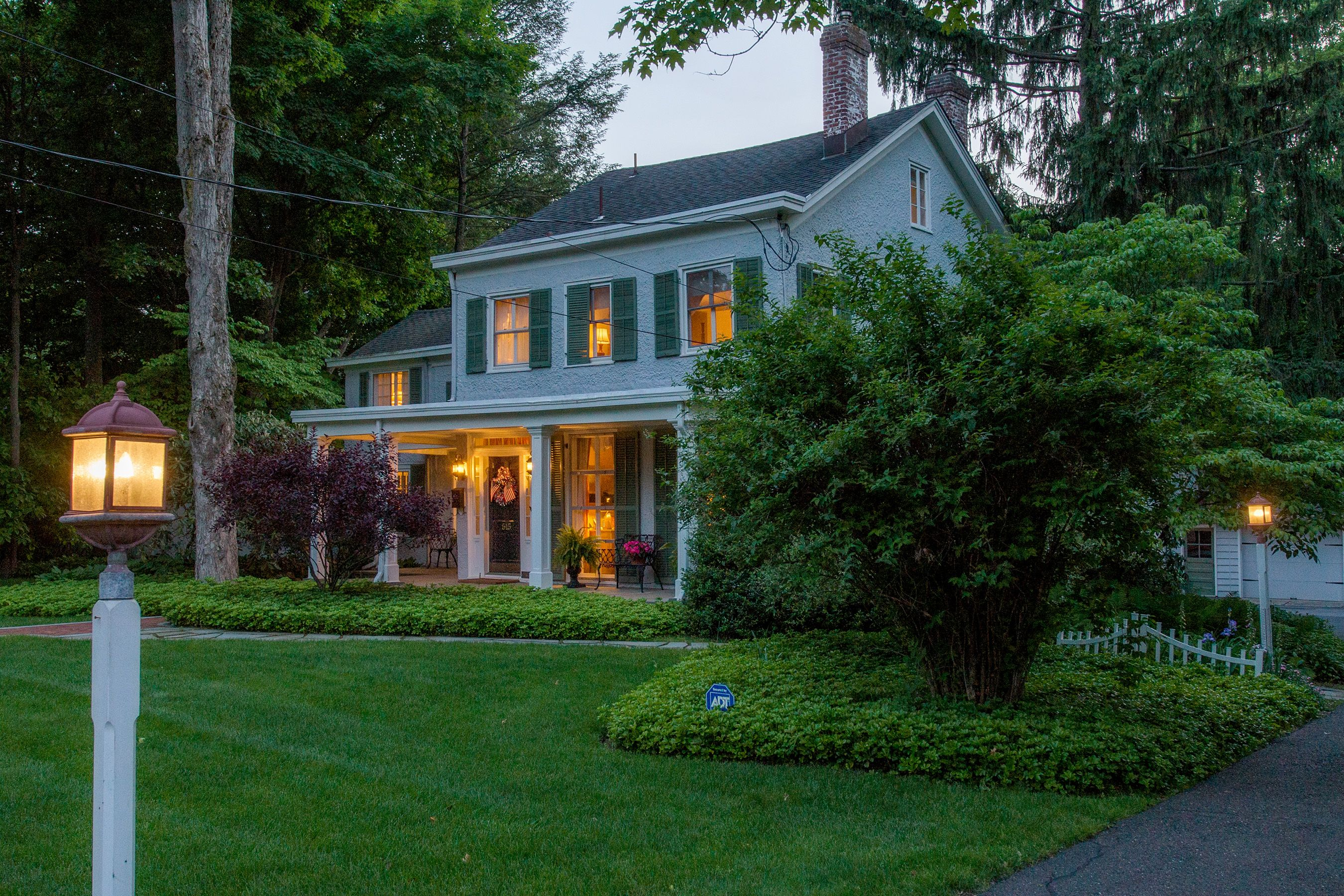 The Home Is Named For Rev Abram Ryerson Pastor Of The Wyckoff