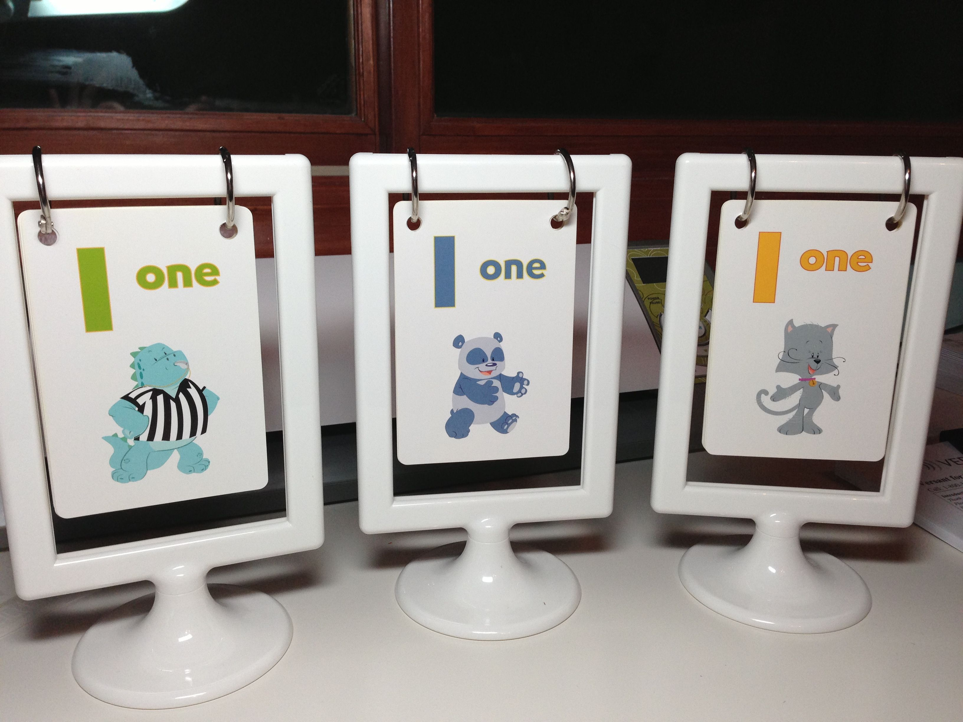 Recycled Tolsby Frames From Wedding With Dollar Store Number Flash Cards One Pack Had 3 Sets Score On Preschool Decor Ikea Tolsby Frame Creative Classroom