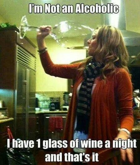 Dammm need that wine glass.