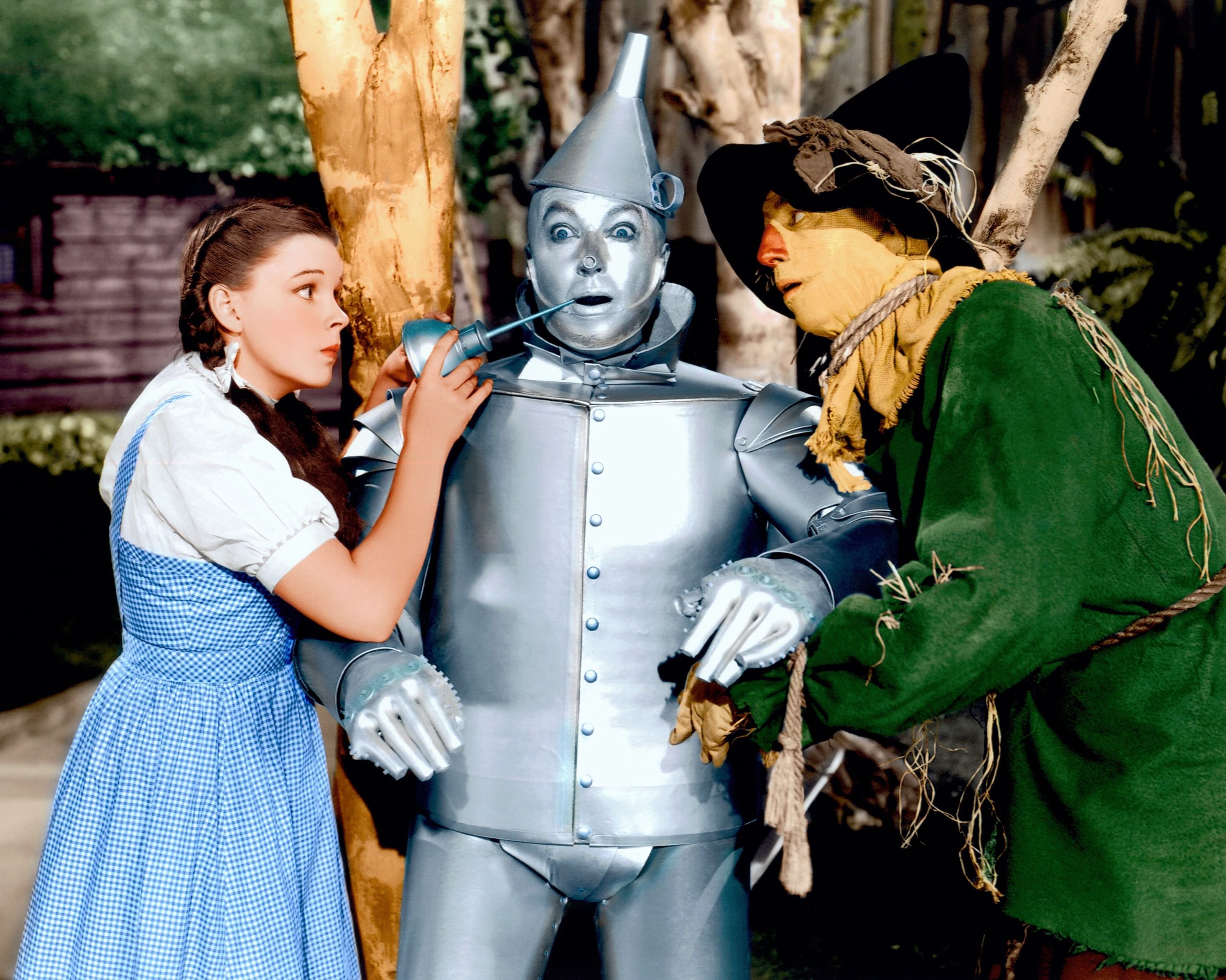 Oil Can Wizard of oz movie Wizard of oz