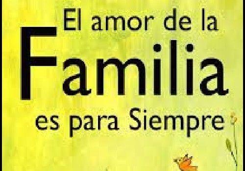 Frases De Familia: Frases Para El Dia De La Familia Cortas