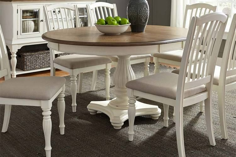 Beaufort farmhouse style dining room collection in 2020