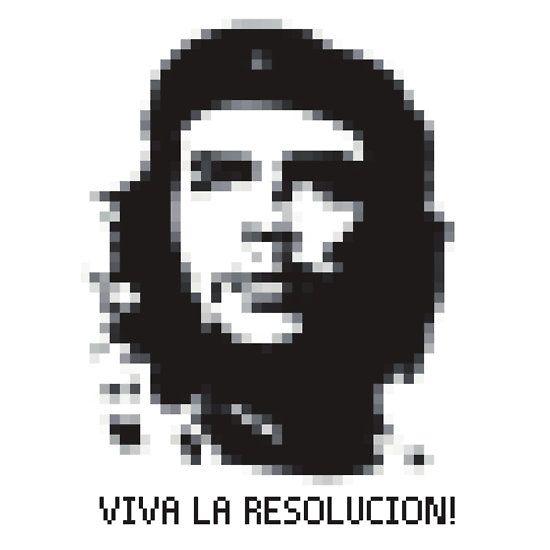 """""""Che Guevara - Viva la Resolucion!"""""""