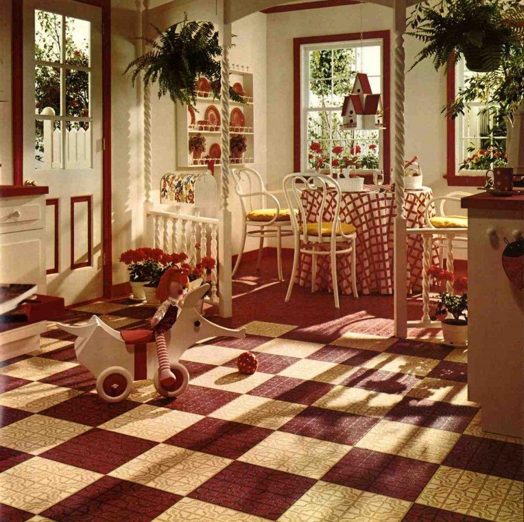 That 70s house 3 interiors rojo decoraciones de casa for Decoraciones d casa