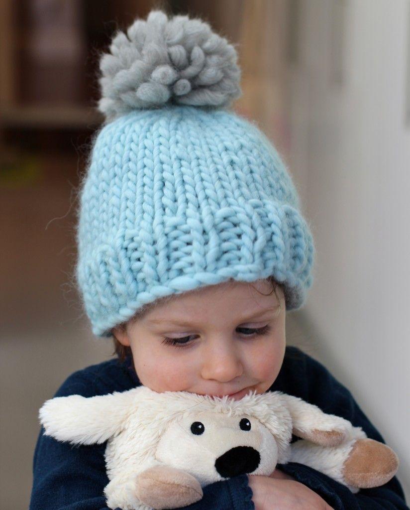 easy bobble hat pattern by helen stewart - Google Search ...