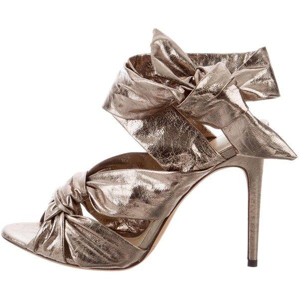 Pre-owned - Leather heels Alexandre Birman oEvZCGuf