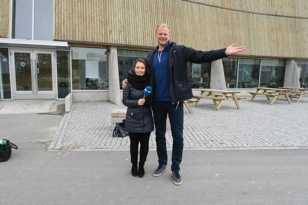 Paarnaq Hansen & Christian Degn