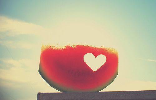 water mellon Summer love