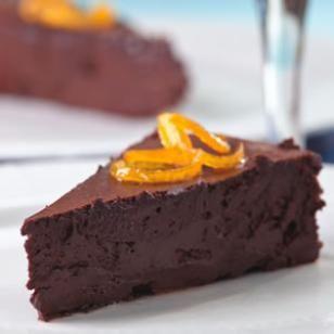 Gluten Free Chocolate Decadence Cake