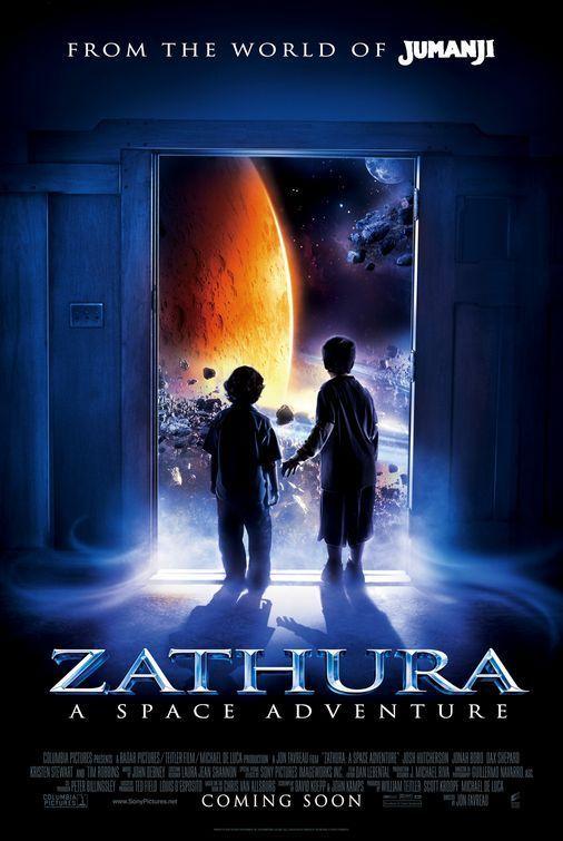 Ver Online Zathura Una Aventura Espacial Zathura 2005 Peliculas De Aventuras Peliculas Infantiles De Disney Peliculas Completas
