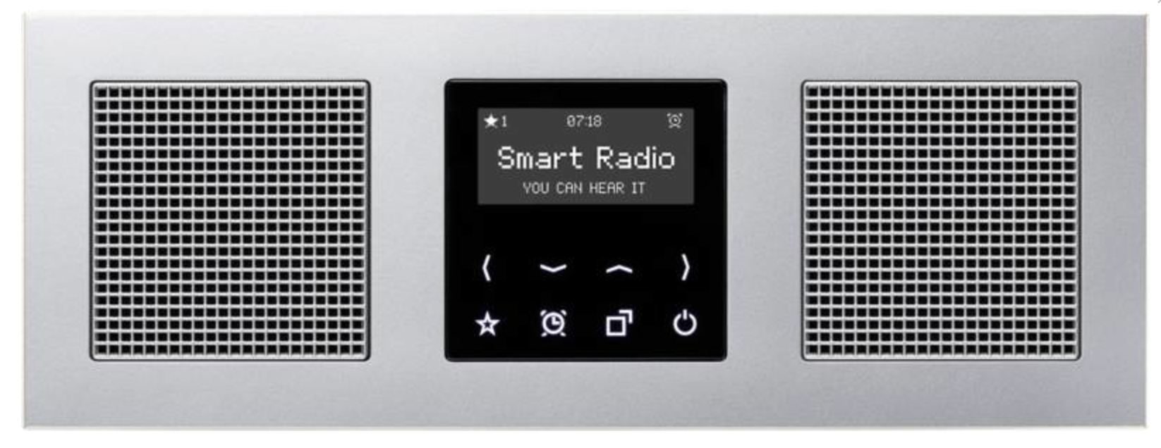 JUNG Smart radio, Technology for Hotel,  Door communication, Intelligent Building & lighting control, Touch control, design switches, Home Control System, Home Automation, Luxury Home, for Interiors and Architectures projects, Smart Home, HomeAutomation