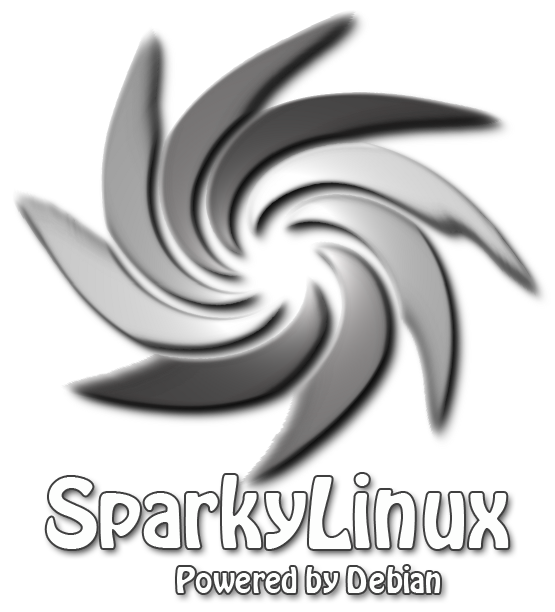 """SparkyLinux is a lightweight, fast and simple Linux distribution disigned for both old and new computers featuring customized Enlightenment and LXDE desktops. It has been built on the """"testing"""" branch of Debian GNU/Linux."""