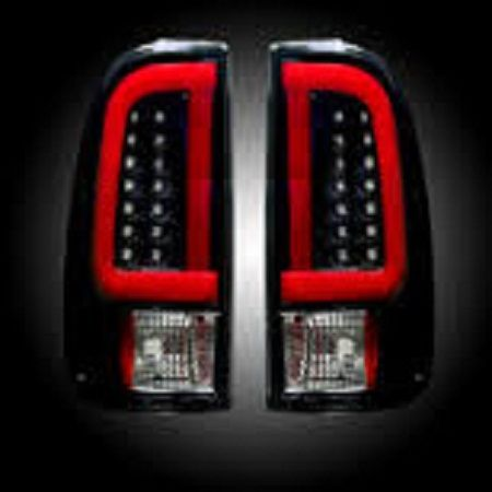 Ford Parts And Accessories Powerstroke Tail Light Led Tail Lights