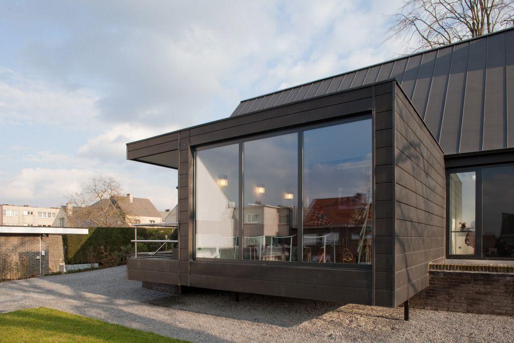 Private House And Dental Practice Liedekerke Belgium By