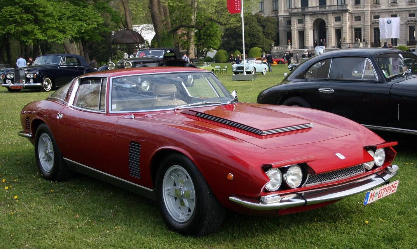 Used Car Values Iso Grifo Can Am in 2020 Sports cars