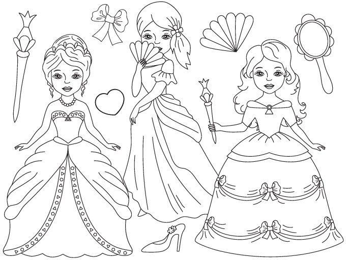 70 off sale princess clipart digital vector princess