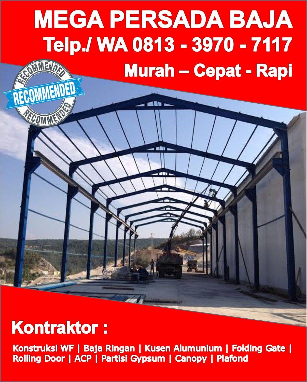 Distributor Rangka Baja Ringan Yogyakarta Spesial Telp Wa 0813 3970 7117 Ketebalan Taso