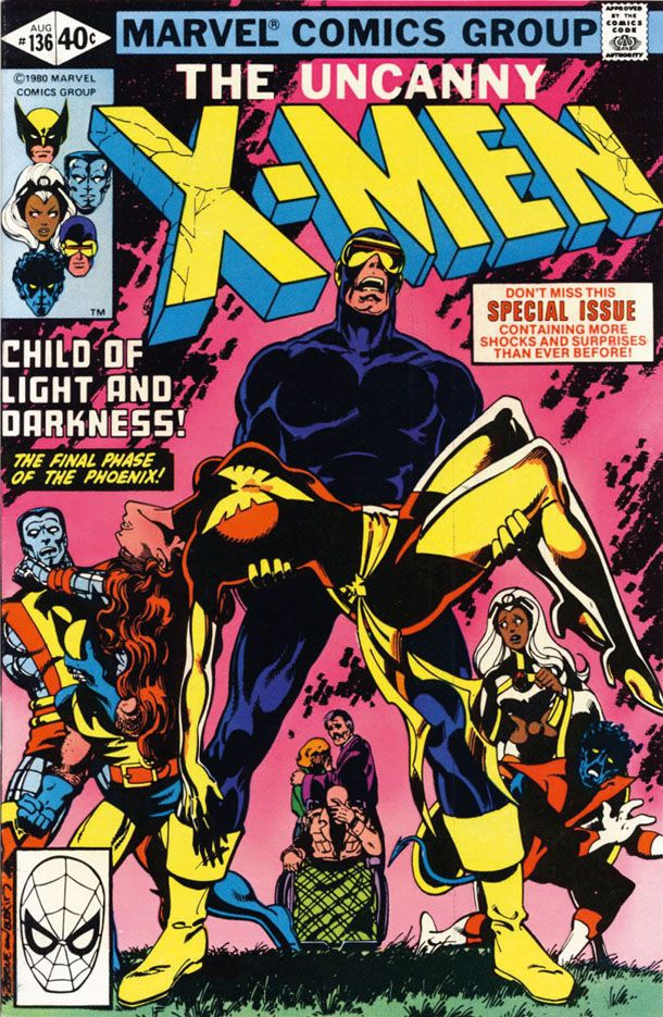 Catch Up On 50 Years Of The X Men With These 10 Key Stories Comic Book Covers Marvel Comics Covers Marvel Comic Books