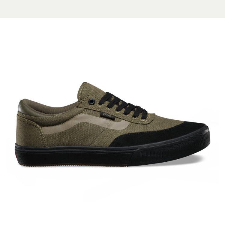 Zapatos blancos Vans Gilbert para hombre umeapjPF