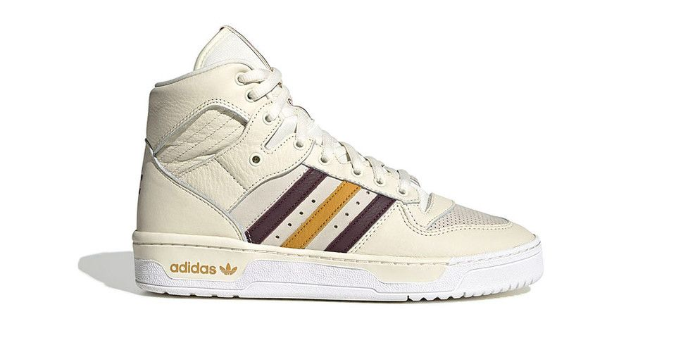 purchase cheap 67334 8c6e6 Eric Emanuel Brings Back the adidas Rivalry Hi in