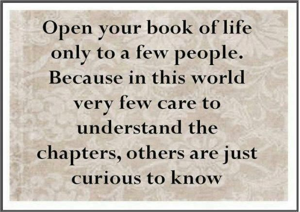 Open Your Book Of Life