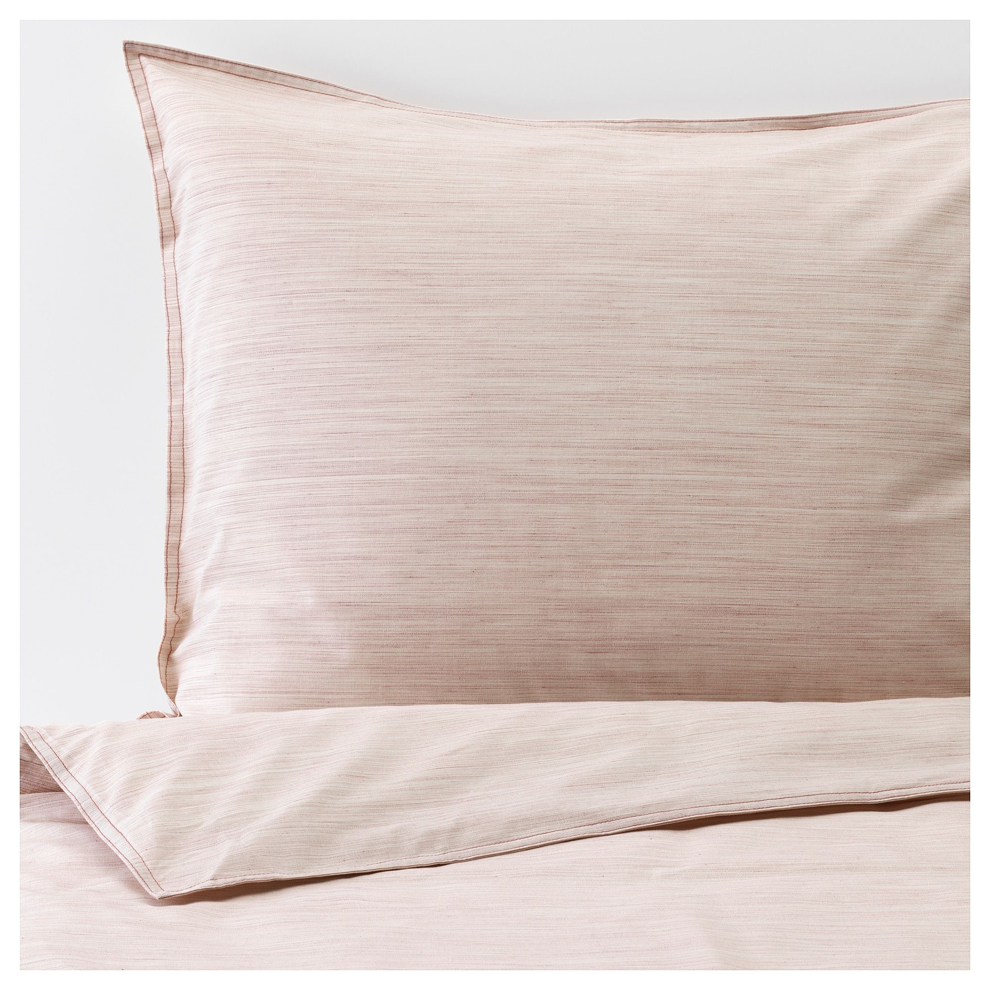 Skogsalm Duvet Cover And Pillowcase S Pink Full Queen Double