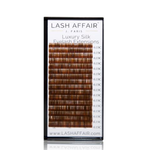 Luxury Ombré Classic Lash Extensions