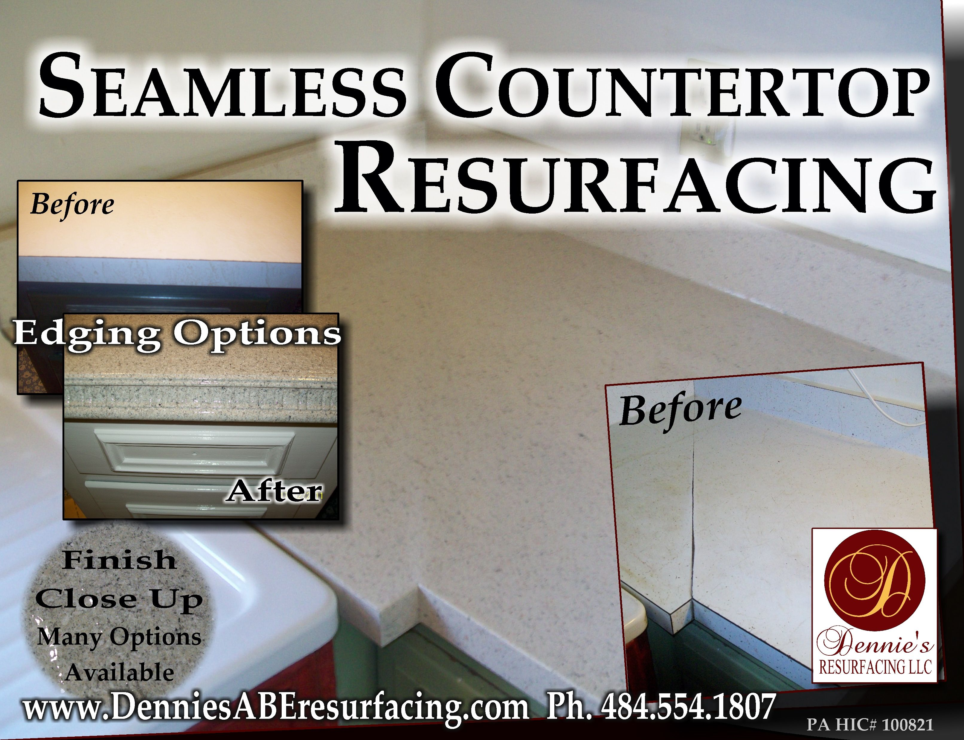 Don\'t Replace It, Resurface It! Bathroom & Kitchen Resurfacing ...