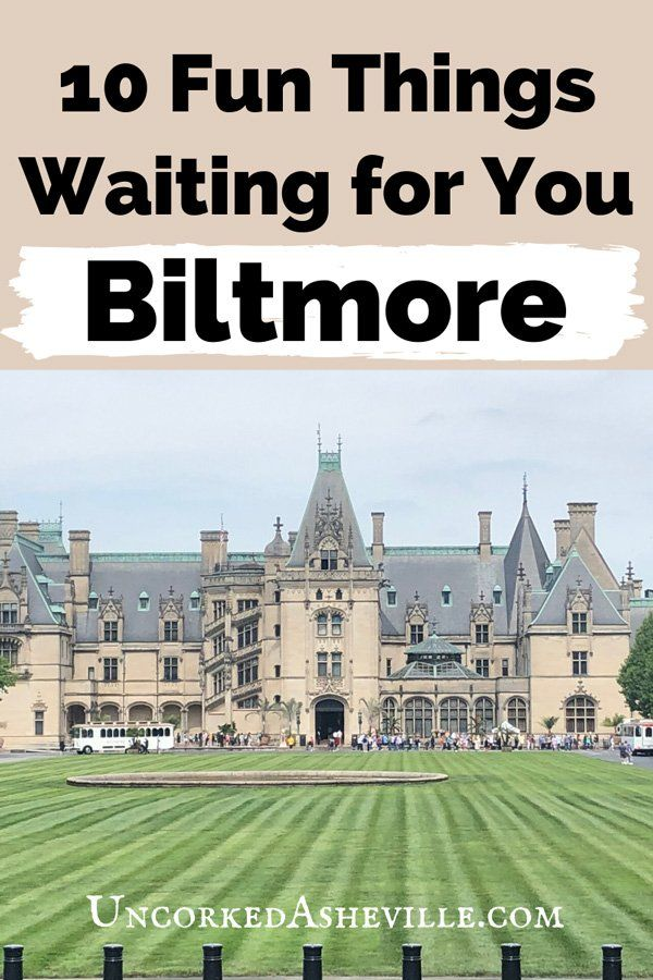 Photo of 10 Of The Best Things To Do At Biltmore | Uncorked Asheville