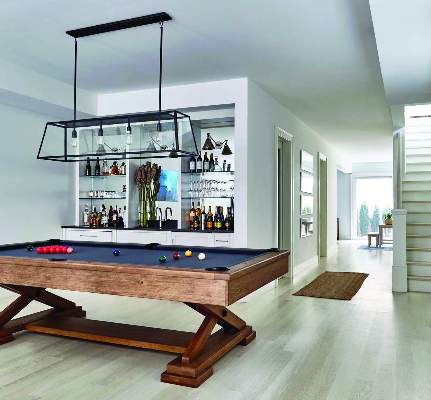 Discover B M Pool Table Only In Alexadecor Design Beach House