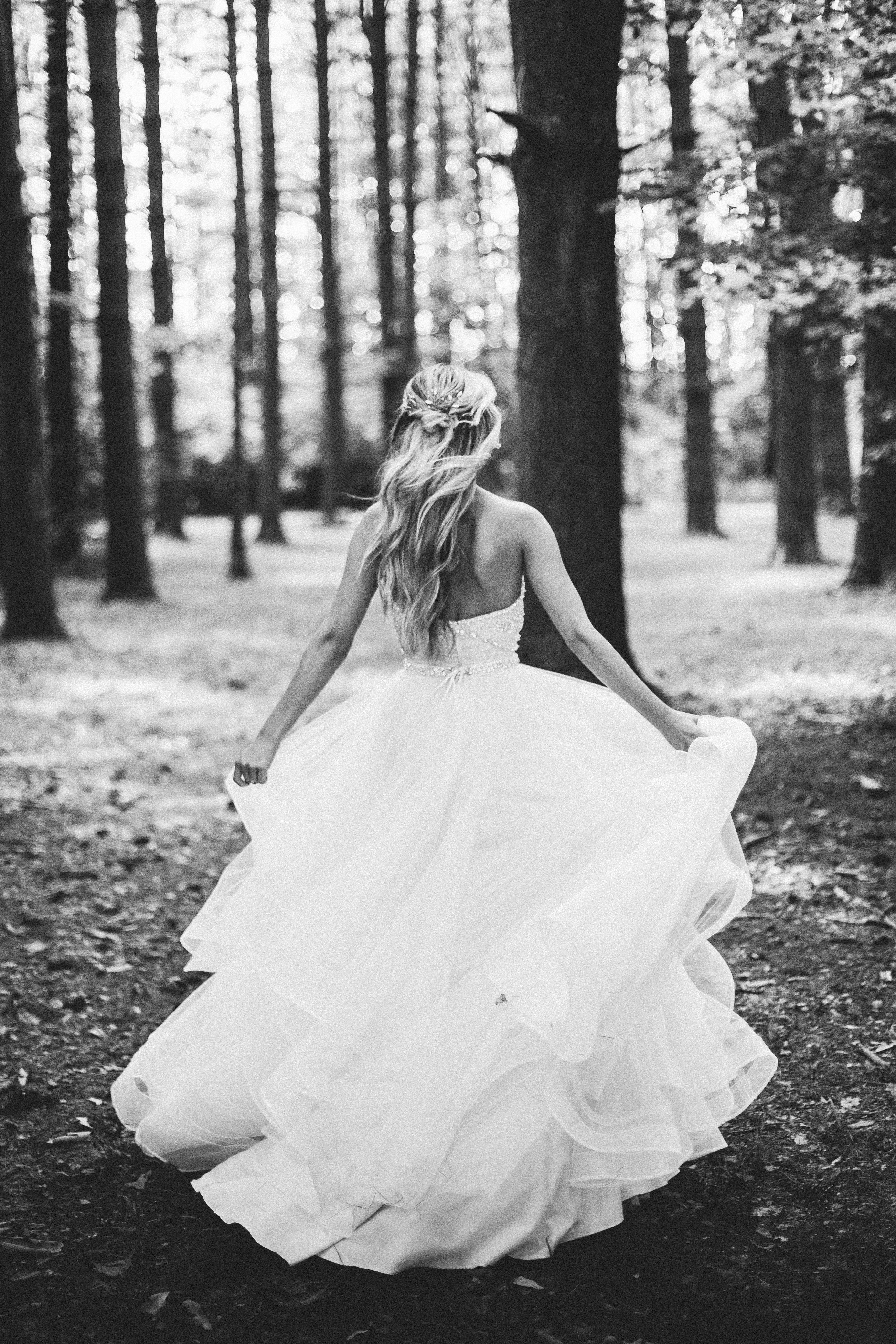 Fairytale Wedding in Oxford, Ohio // Madison + Gunner