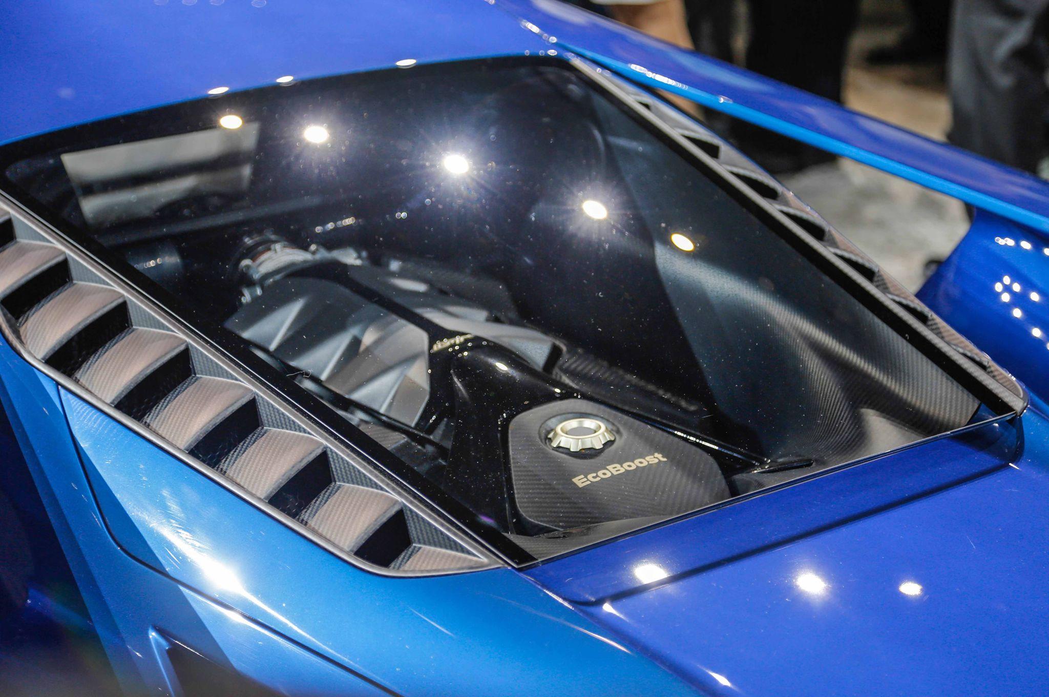 Ford Gt Twin Turbo Ecoboost V