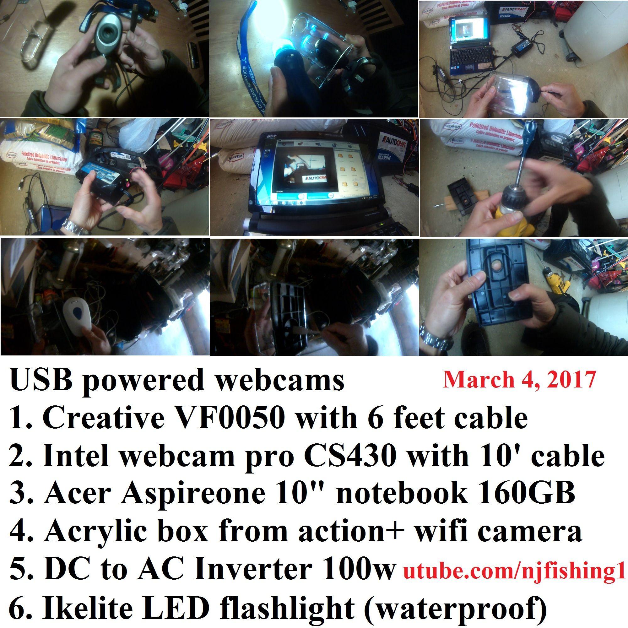 My free live web cam