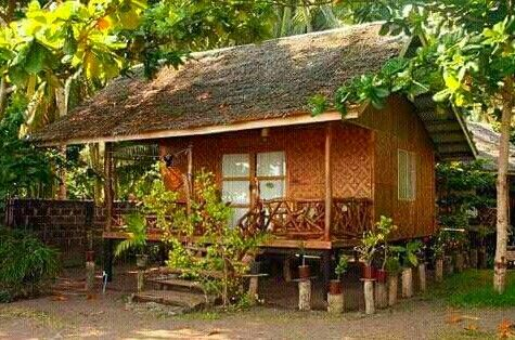 Bahay Kubo Native House Design Bamboo Philippines Valoblogi Com