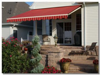 Retractable Patio Awning Outdoor Living Retractable