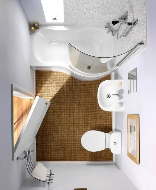 25 Small Bathroom Remodeling Ideas Creating Modern Rooms To Increase Home Values Simple Bathroom Bathroom Layout Small Bathroom